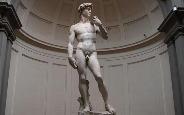 Genialusis Michelangelo iš arti