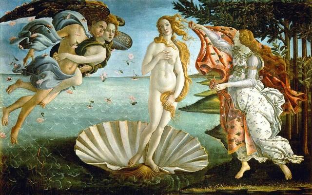 Uffizi paveikslų galerija