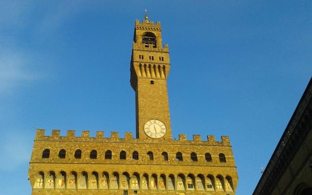 Viduramžių Florencija
